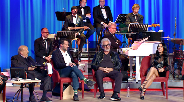 Maurizio Costanzo Show: ultime notizie sul Governo Lega-M5S, ospite Matteo Salvini stasera