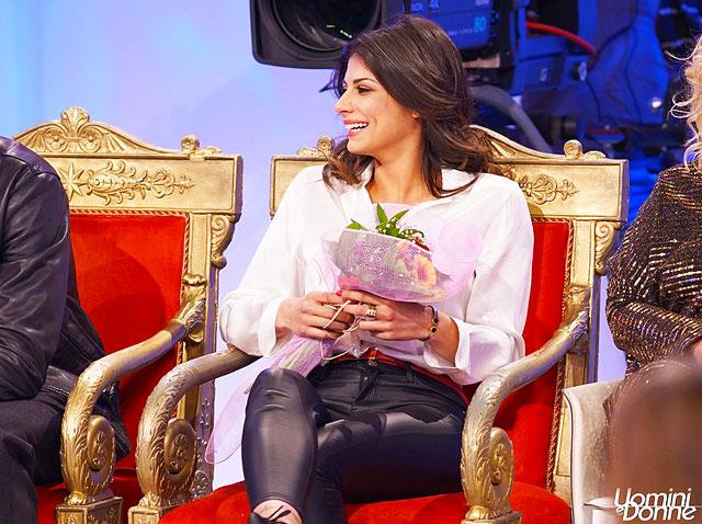 Giulia Cavaglia è la nuova tronista di 'Uomini e Donne'