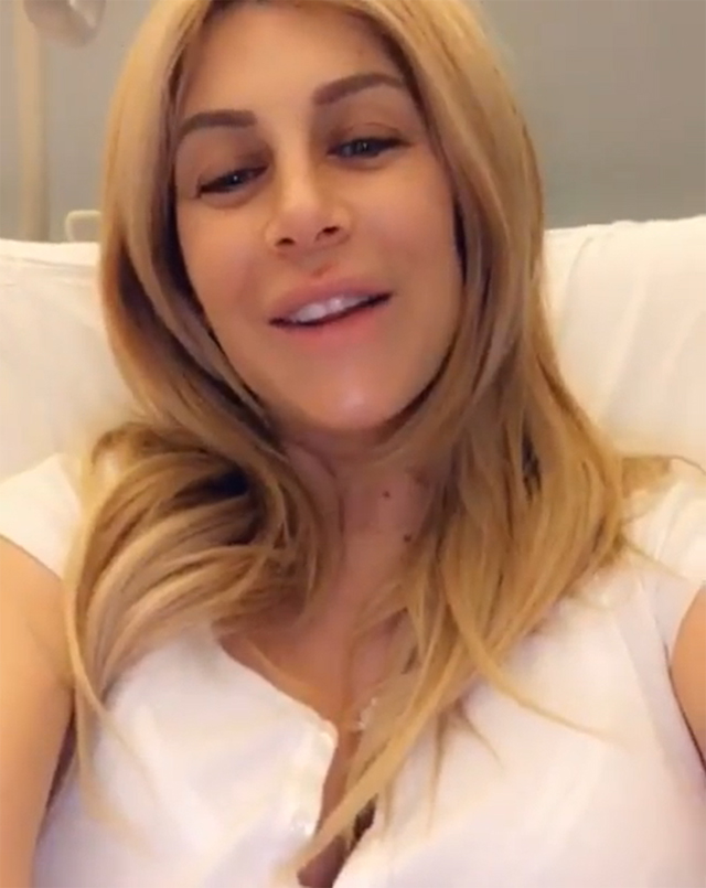 Paola Caruso mamma: è nato Michele