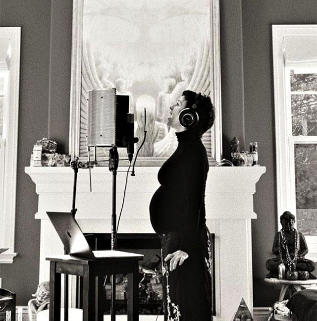 Alanis Morrissette in attesa del terzo figlio