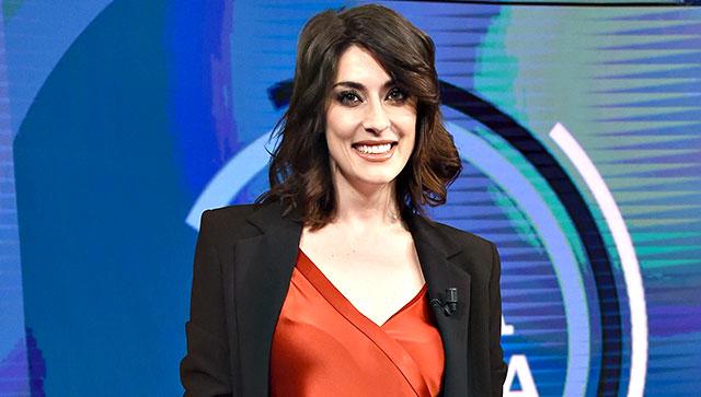 Elisa Isoardi, conduttrice de 'La Prova del Cuoco'