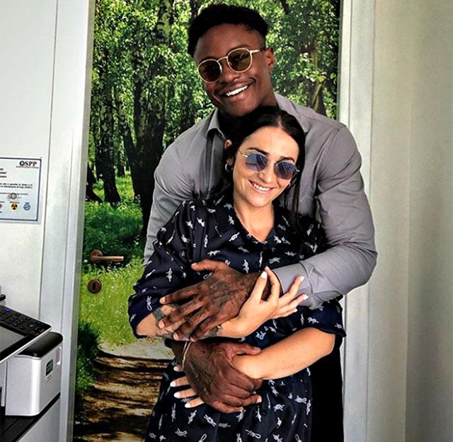 Serena Rutelli con il fidanzato Prince Zorresi