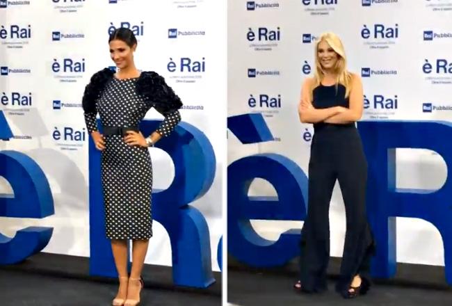 Raffaella Fico Calendario 2020.Caterina Balivo Bianca Guaccero Elisa Isoardi E Le Regine