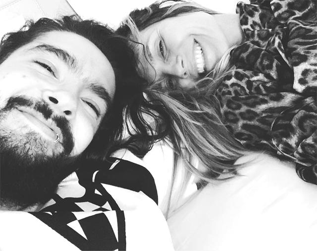 Heidi Klum e Tom Kaulitz si sono sposati in segreto lo scorso febbraio