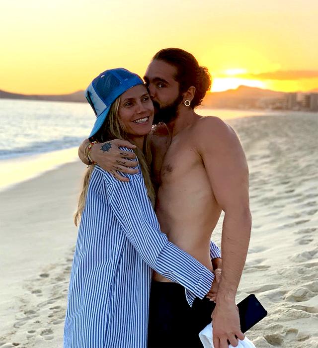 Heidi Klum e Tom Kaulitz hanno 17 anni di differenza, ma questo non sembra un problema per loro