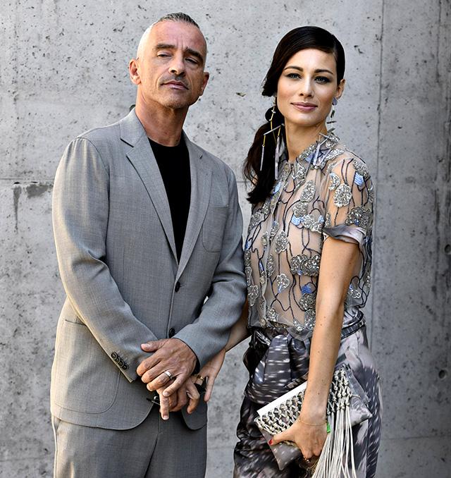 Eros Ramazzotti e Marica Pellegrinelli ai tempi del loro amore