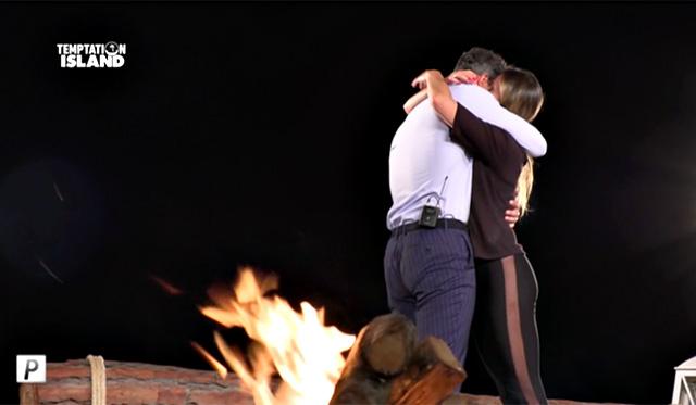 Temptation Island, il falò di confronto di David e Cristina: finale inaspettato