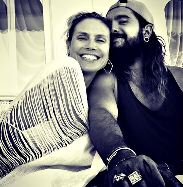 Tom Kaulitz dei Tokio Hotel e Heidi Klum, secondo matrimonio in Italia?
