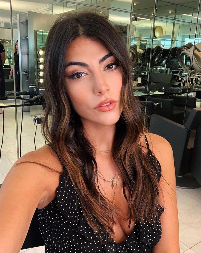 Giulia Salemi, 26 anni, è single dopo la fine della relazione con Francesco Monte