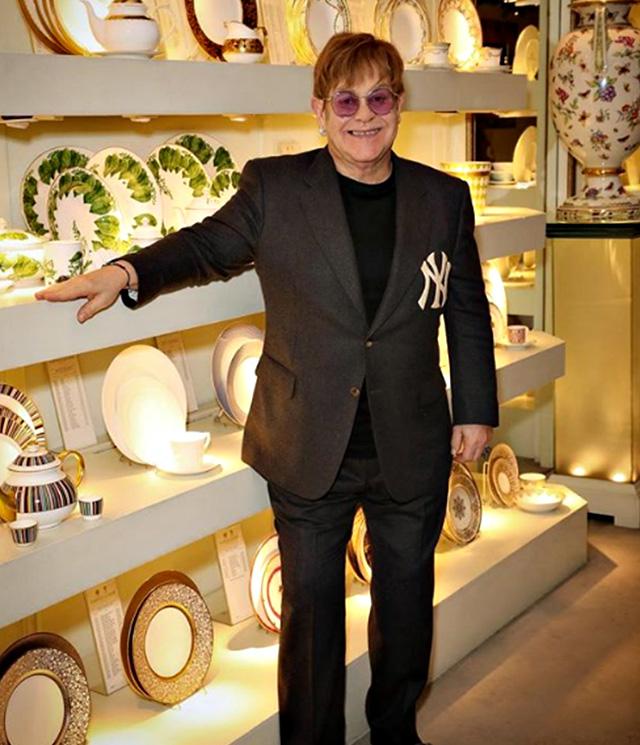 Elton John ha difeso il Duca e la Duchessa del Sussex