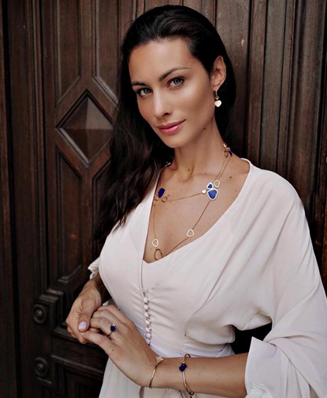 Marica Pellegrinelli, da qualche mese tornata single dopo la fine del matrimonio con Eros Ramazzotti