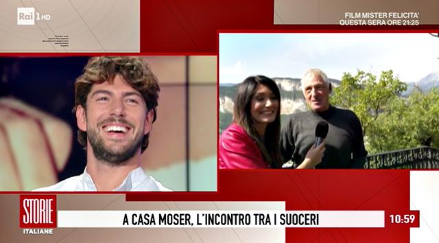 Cecilia e Ignazio sposi: proposta con frecciatina del suocero Francesco Moser