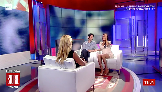 Eleonora Daniele si è molto preoccupata per le condizioni di salute di Valentina, incinta di oltre otto mesi