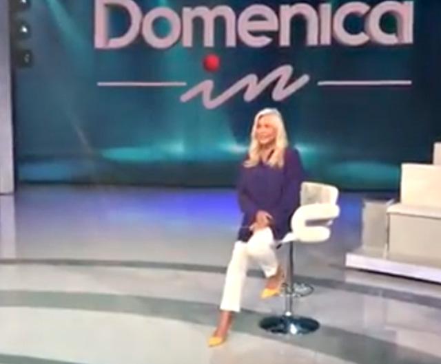 Mara Venier dopo la il successo della scorsa stagione torna al timone di 'Domenica In'