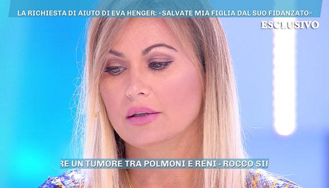 Eva Henger fa dichiarazioni choc su Lucas Peracchi a Domenica Live