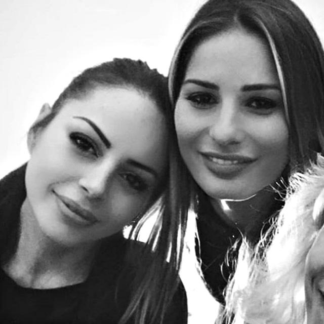Sunny e Daniela, le sorelle di Karina Cascella