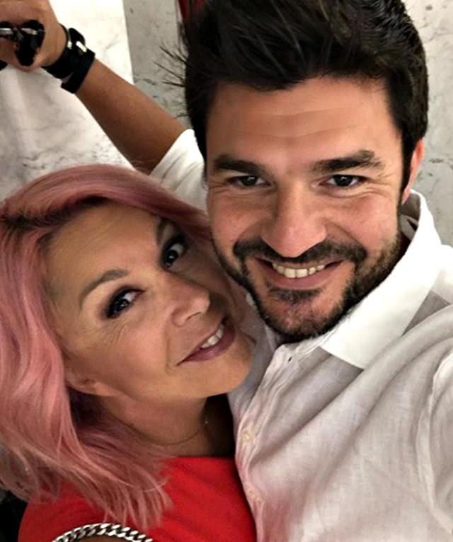 Anna Pettinelli, 62 anni, e Stefano Macchi, 44, sono una coppia da sei anni