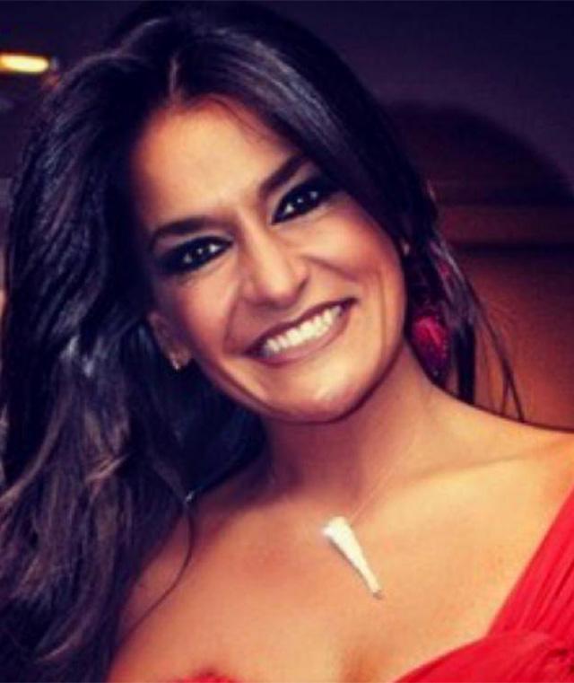 Aida Nizar, 44 anni, è un'ex gieffina molto sopra le righe