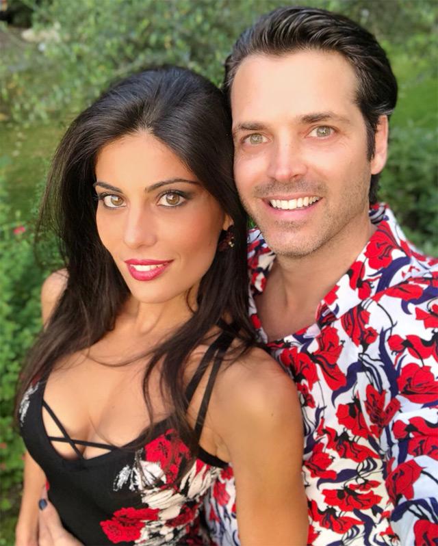 Sergio Arcuri e Valentina Donizzolo