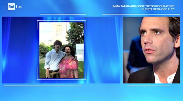Mika è sempre stato molto legato a sua mamma Mary Joan