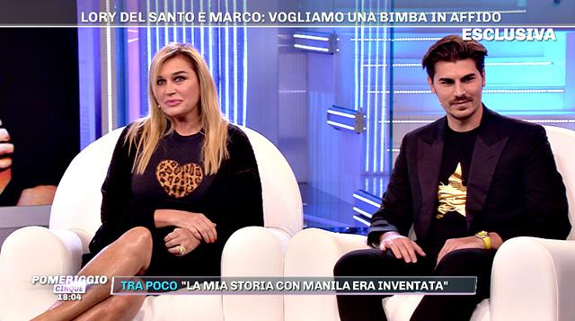 Lory Del Santo: