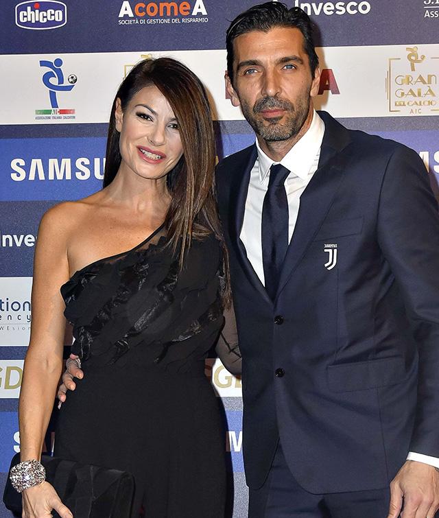 Ilaria D'Amico e Gigi Buffon non litigano quasi mai: il loro rapporto è molto sereno