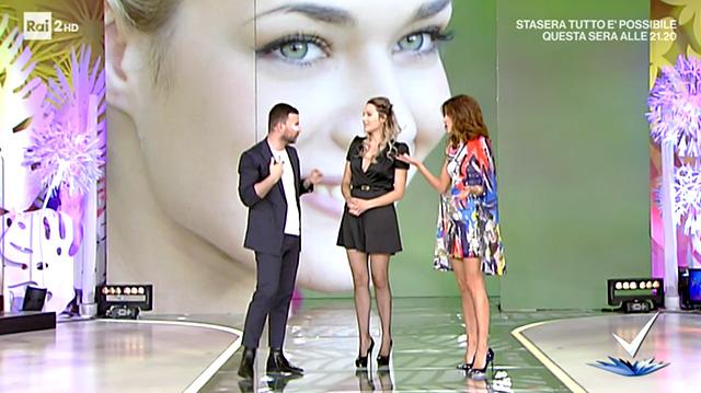 Laura Chiatti Lamore con Marco Bocci due volte la settimana