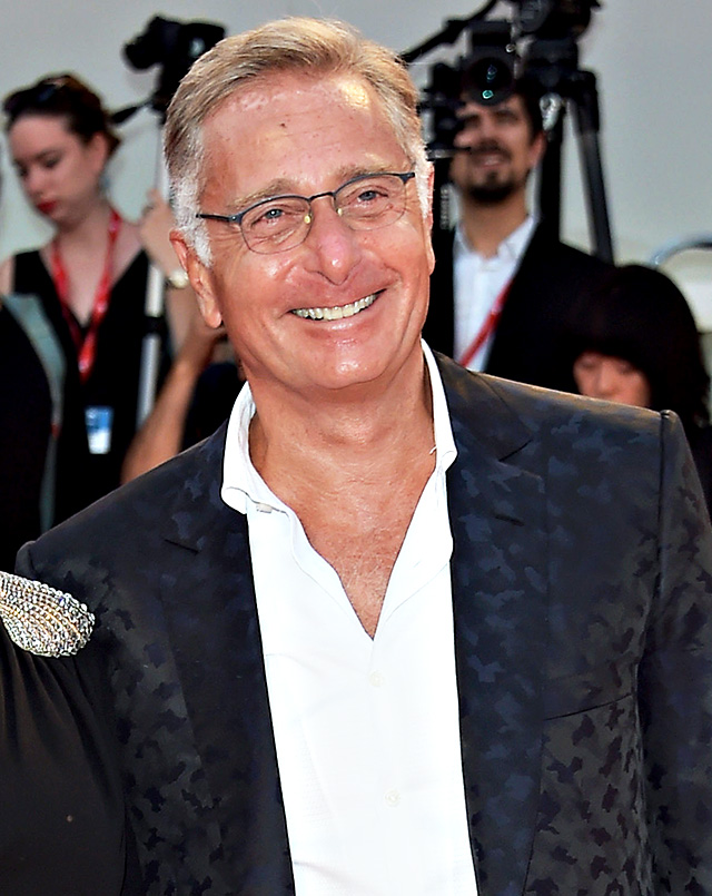 Paolo Bonolis, si sposa il figlio Stefano