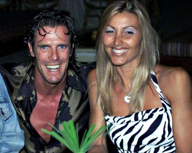 L'ex campione di ciclismo 52enne e Sabrina Landucci, 50 anni, si sono sposati nel 1993 e detti addio nel 2005, anche se il divorzio è arrivato solo nel 2017