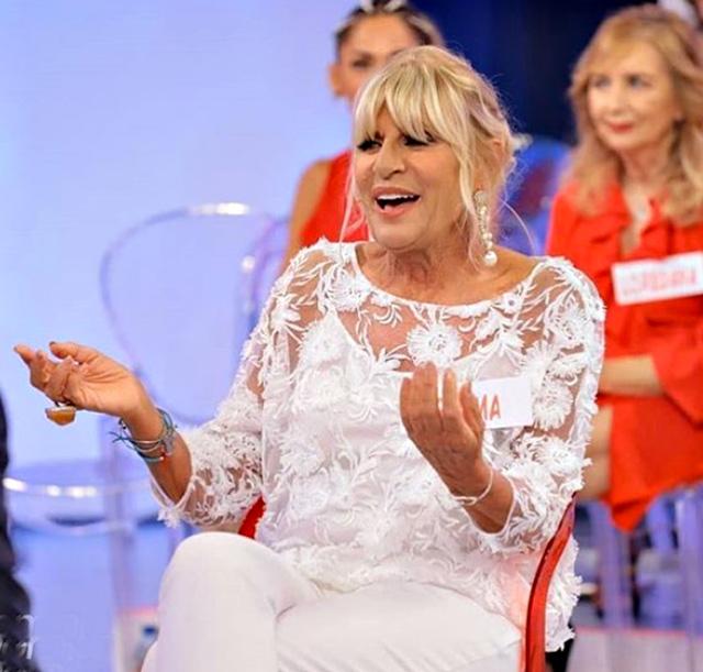 Gemma Galgani, 70 anni il prossimo gennaio, è ormai uno dei volti più noti del programma di Canale5