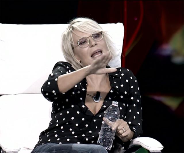 Maria De Filippi, 57 anni, attacca un concorrente di 'Tu si que vales' per una richiesta fuori luogo