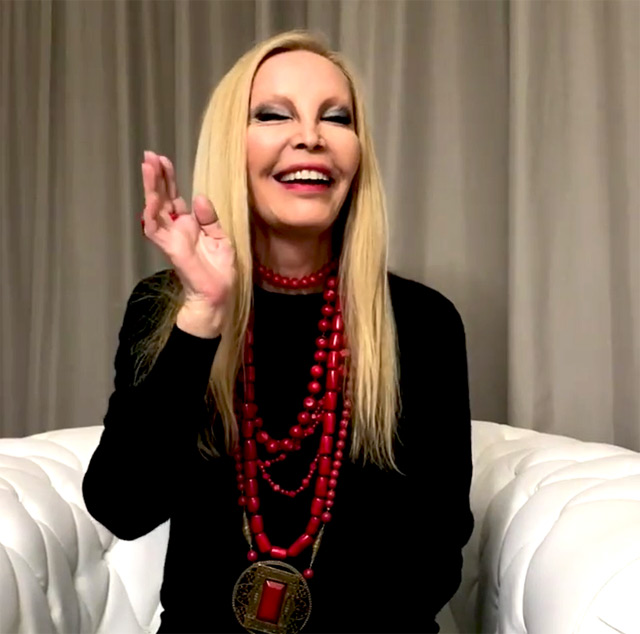 Patty Pravo, 71 anni, è un vero e proprio mito della musica italiana