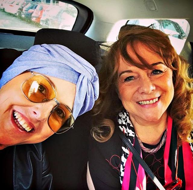 Nadia Toffa, scomparsa lo scorso 13 agosto a 40 anni, insieme alla mamma Margherita