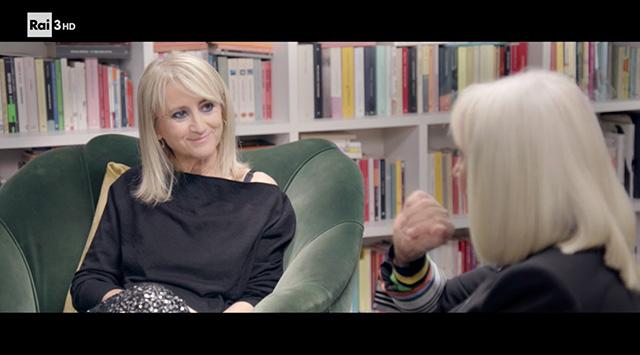 A Raccontare Comincia tu nell'ultimo appuntamento Raffaella Carrà incontra Luciana Littizzetto