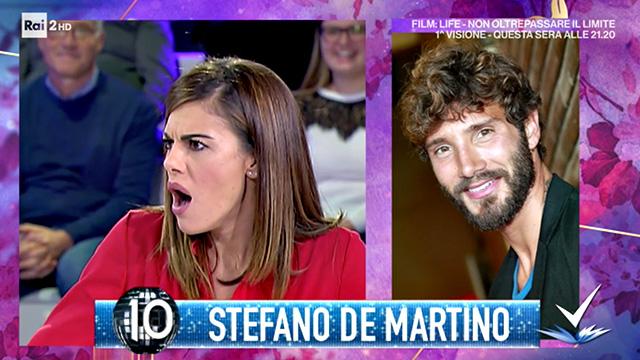 Jonathan attacca Stefano De Martino: