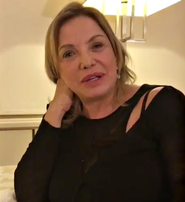 Simona Izzo ancora contro Belen: 'Rassegnatevi: non è un'attrice!''