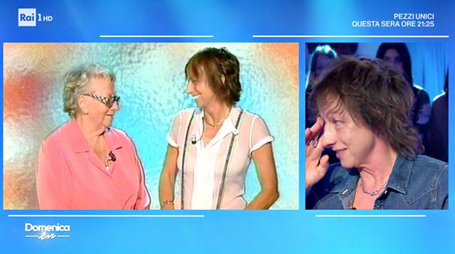 Gianna Nannini in lacrime per mamma e figlia in tv: mentre canta interrotta bruscamente