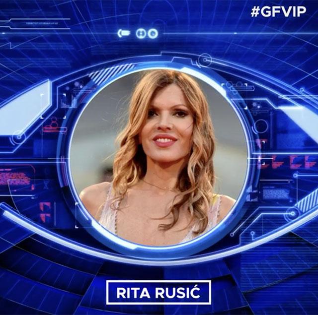 Grande Fratello VIP 4, le prime parole della concorrente Rita Rusić