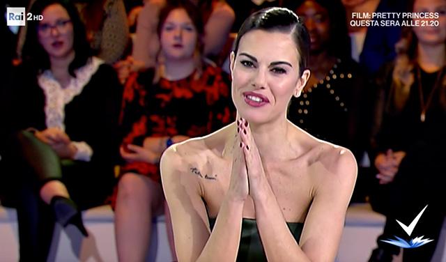 Bianca Guaccero sui suoi presunti ritocchini: 'L'unica rifatta al contrario'
