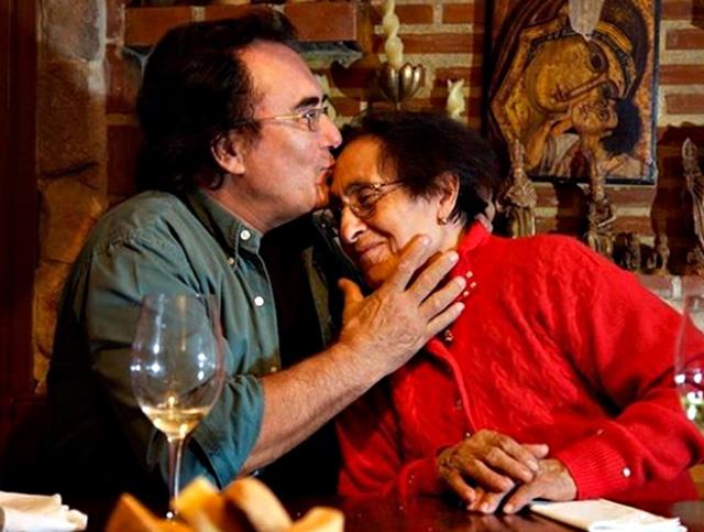 Al Bano, le prime parole sulla madre morta: 'Il mio cuore sanguina'