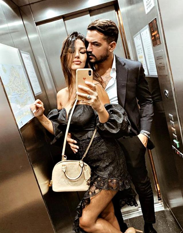 Rosa Perrotta e Pietro Tartaglione, 29 anni, stanno vivendo un periodo di coppia un po' particolare...