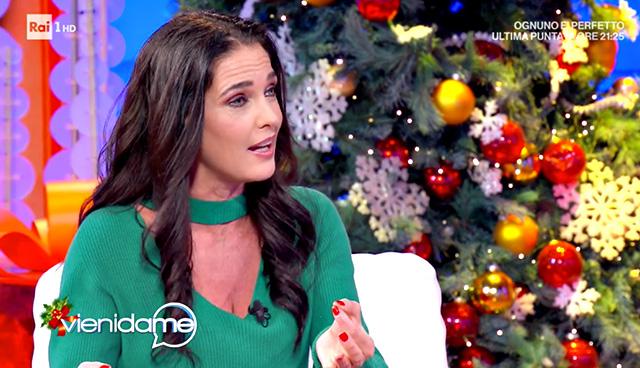 Alessia Merz torna in tv da Caterina Balivo a 'Vieni da me'