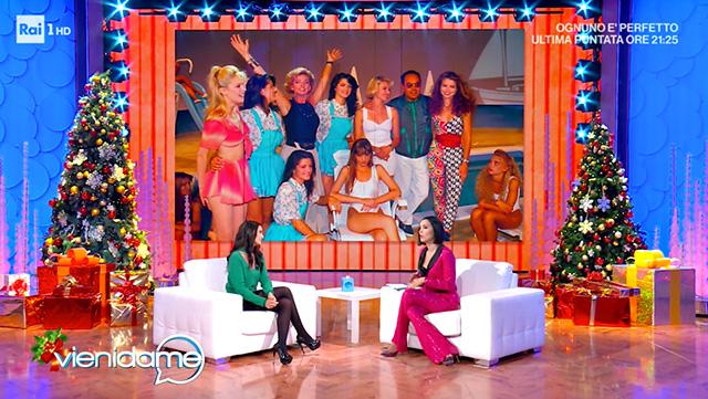 Alessia Merz torna in tv da Caterina Balivo a Vieni da me