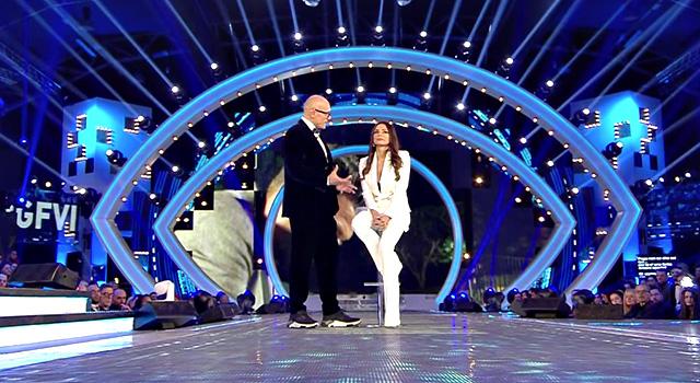 Serena Enardu al televoto al GF Vip: entrerà nella casa per chiarire con Pago?