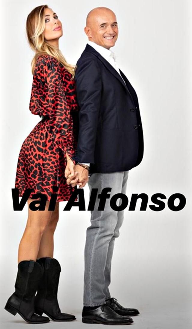Alfonso Signorini ha sentito Ilary Blasi prima del GF Vip: ecco cosa gli ha detto