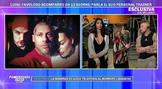 Il personal trainer ha detto che Nina Moric le ha raccontato un terribile episodio avvenuto tra lei e Favoloso prima di Natale