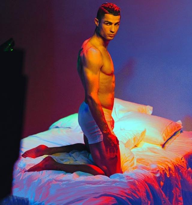 Cristiano Ronaldo dopo l'addio al calcio vuole fare l'attore a Hollywood