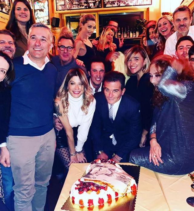 Maddalena Corvaglia compie 40 anni: festa di compleanno a sorpresa