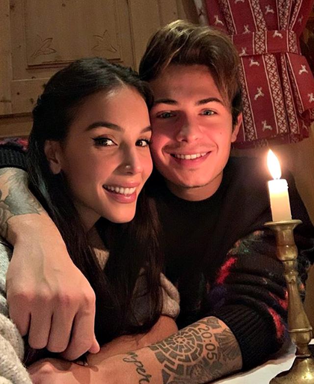 Paola e Fede oggi sono nuvovamente innamorati e felici insieme