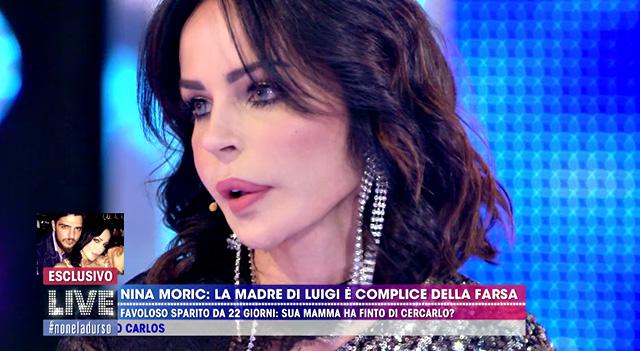 Nina ha fatto sapere di aver denunciato Luigi Mario Favolo per le violenze che avrebbe subito da lui